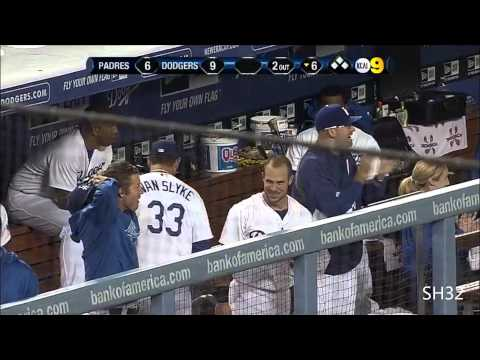 "Yasiel Puig - Los Angeles Dodgers Rookie Highlights ""Puig-Mania"" HD"