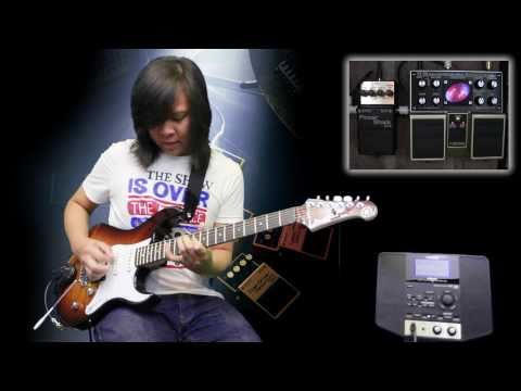 Jack Thammarat - Boss Thailand Guitar Solo Competition