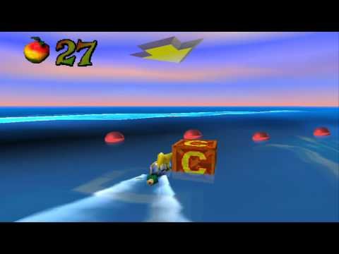 Crash Bandicoot 3: Warped Walkthrough ITA Parte 10