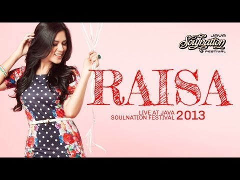 Raisa Live At Java Soulnation 2013 video