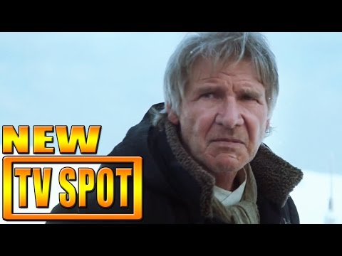 Star Wars The Force Awakens TV Spot Official