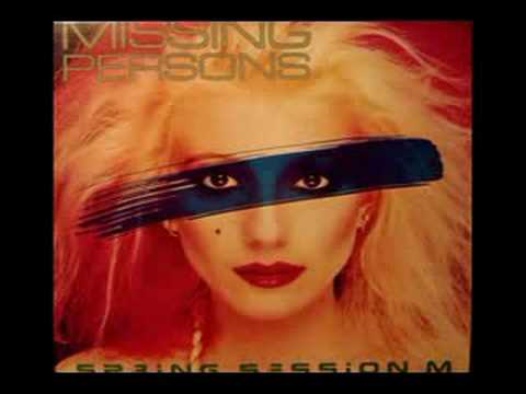 Missing Persons - I Like Boys