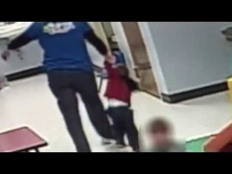 Daycare worker accused of child abuse