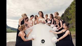 Hochzeit in Tirol Kufstein Walchsee - Arvina & Billy - Hochzeit Kurzfassung Wedding Trailer