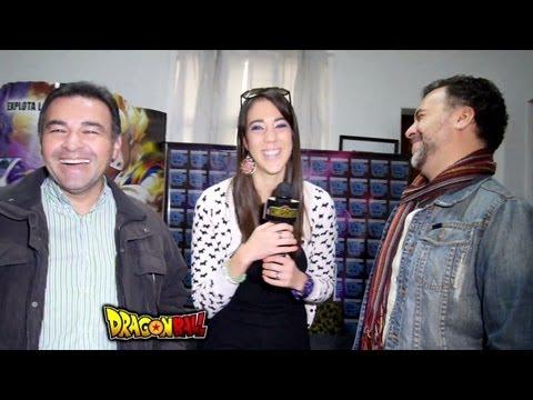 Entrevistas Dragon Ball Z - La Batalla de los Dioses