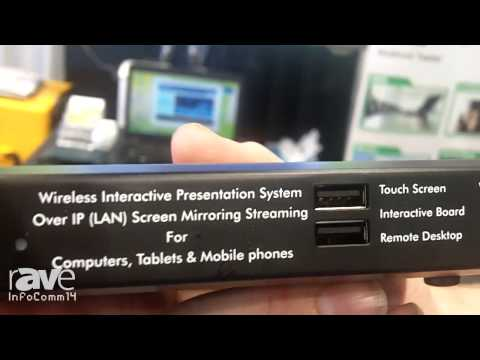 InfoComm 2014: Teq AV IT Introduces WiPS710 Wireless Projector