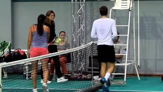 Marion Bartoli Practice