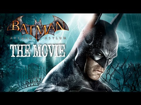 Batman Arkham Asylum Game Movie