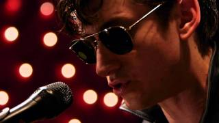 Arctic Monkeys  Love Is A Laserquest Live on KEXP