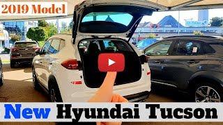 New Hyundai Tucson Review 2019 Facelift Interior & Exterior