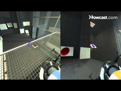 Portal 2 Co-op Walkthrough / Course 2 - Part 6 - Room 06/08