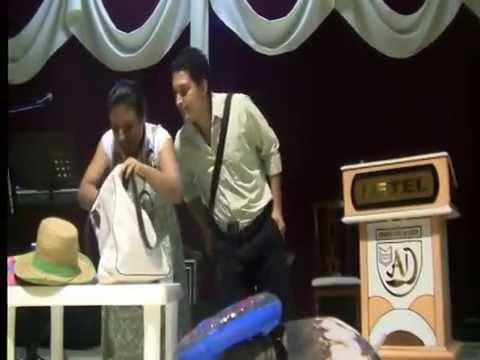 Obras de Teatro para Evangelizar - Drama El Llamado De Dios A Las Misiones
