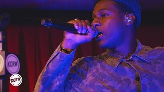Leon Bridges Performing 34 If It Feels Good 34 Live At Kcrw 39 S Apogee Sessions