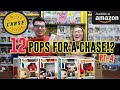Unboxing 12 Funko Pops For A CHASE Round 4 mp3