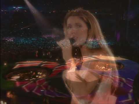 Celine Dion - C�line Dion - S'il Suffisait D'aimer (live au Stade de France 1999)