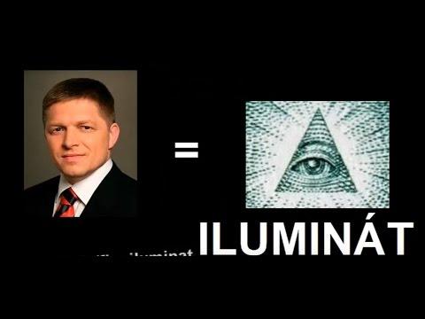 Róbert Fico je iluminát !!!