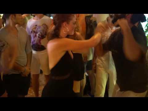 00254 ZoukMX 2016 Social dance Helen and Friend TBT ~ video by Zouk Soul