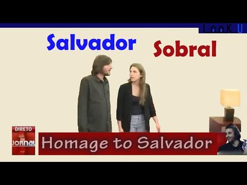 Salvador & Luisa Sobral - Tribute / Interview (Subtitled English)