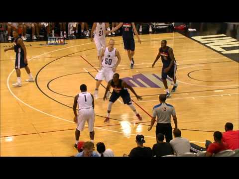 Jeremy Pargo's INSANE crossover and no look dish!