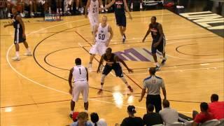Video NBA giao hữu: Pha solo và chuyền bóng cực hay của Jeremy Pargo