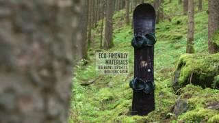 Gnu Eco Choice Snowboard & Bent Metal Transfer Bindings 2016/17 | THE SNOWBOARD 100