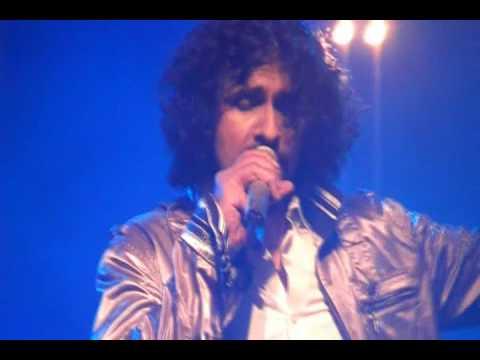 Ab Mujhe Raat Din-  Sonu Nigam LIVE in Rotterdam Holland -