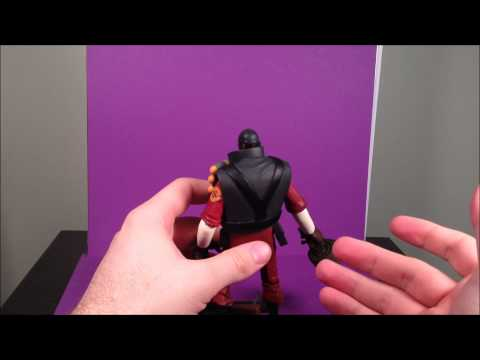 NECA TF2 Demoman Action Figure Review
