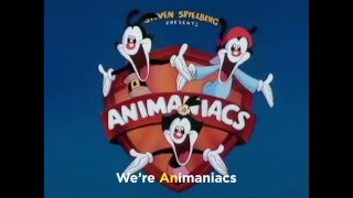Watch Animaniacs Theme Song video