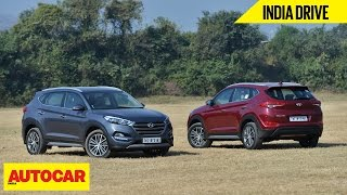 Hyundai Tucson | India Drive | Autocar India