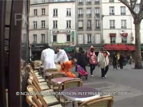 Hidden Camera : French Psycho (Mad boys)
