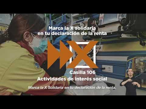 #ConTuXAvanzamos, la nueva campaña de X Solidaria