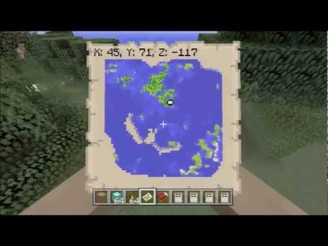 Minecraft Xbox 360 Seeds - Stronghold + End Portal UNDER SPAWN