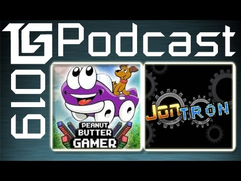 TGS Podcast - #19 ft JonTron & PeanutButterGamer, hosted by Dodger & Jesse!