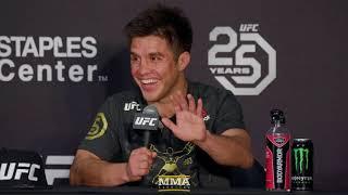 UFC 227: Henry Cejudo Post-Fight Press Conference - MMA Fighting