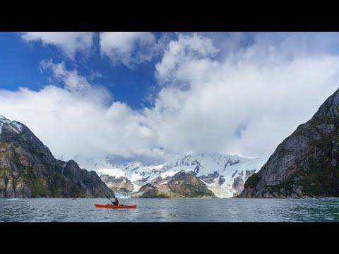 Cordillera Darwin, Feuerland: Kajak im Fiordo Parry; Kurzfassung