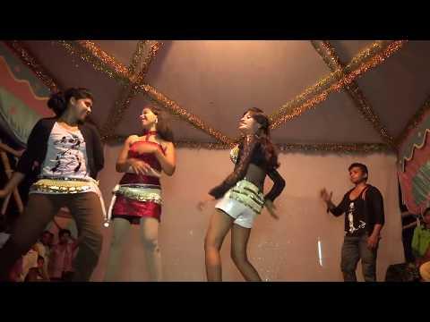saaya kula bakibari Bhojpuri stage show program 2017 | Latest Bhojpuri Arkestra | desi dance