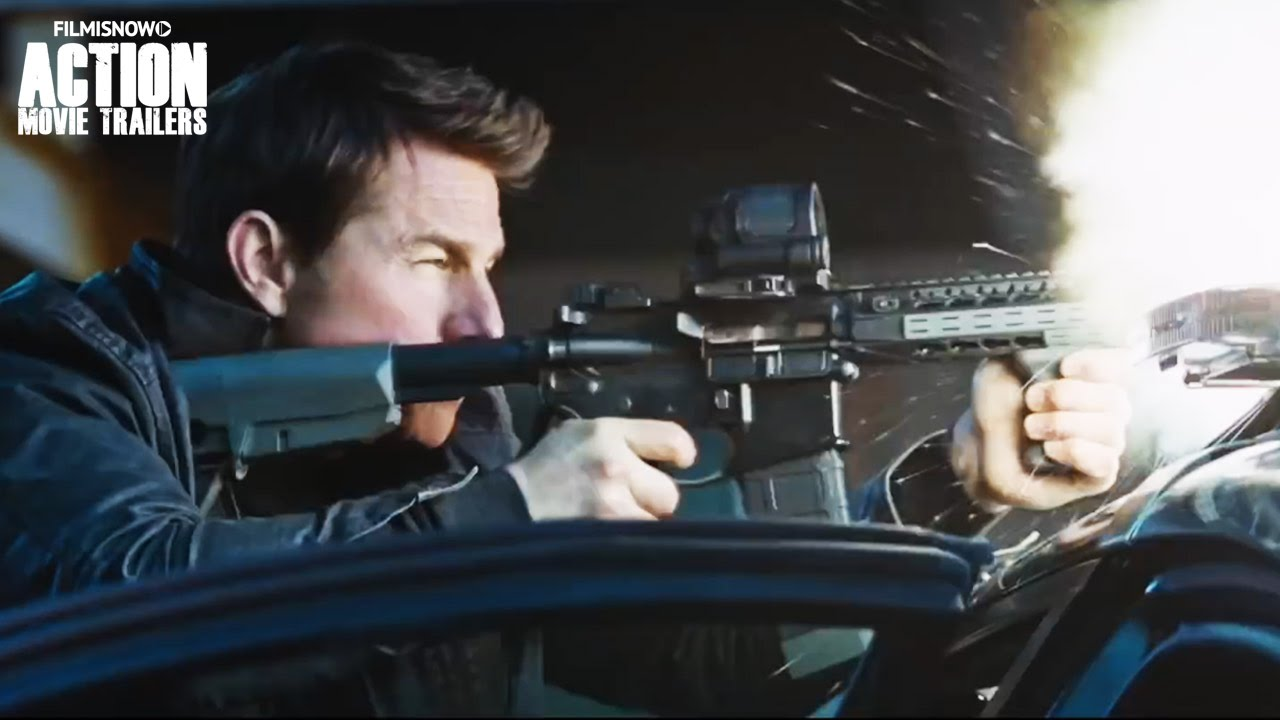 Jack Reacher: Never Go Back | Tom Cruise will find you!
