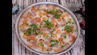 Bánh củ cải hấp người Hoa, ngon đơn giản tại nhà || Natha Food