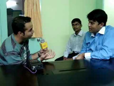 My interview with Radio mirchi,Hyderabad