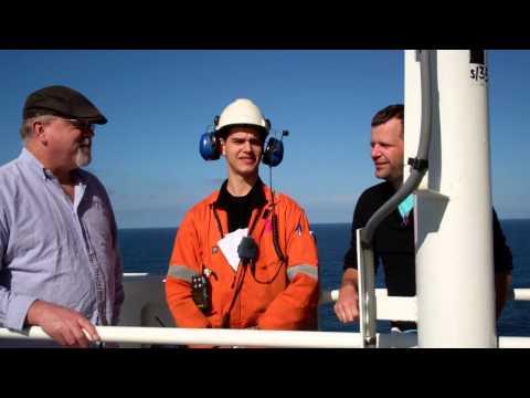 20150429 Norway Offshore Weather Report
