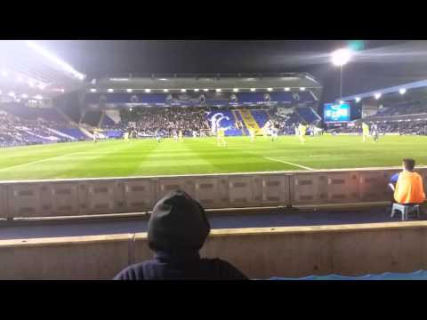 Tomasz Kuszczak Nearly Scores From A Corner V Brighton