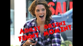 Ashley Greene Funny Moments