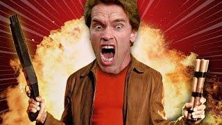 Top 10 Ways Arnold Schwarzenegger Can Kill You