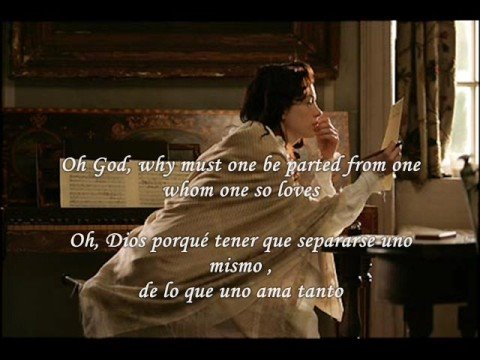 beethoven to my immortal beloved youtube