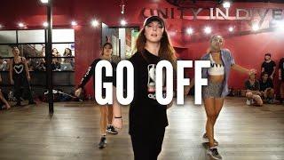 Download Lagu M.I.A. - Go Off | Kyle Hanagami Choreography Gratis STAFABAND