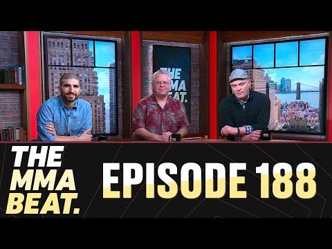 The MMA Beat: Episode 188