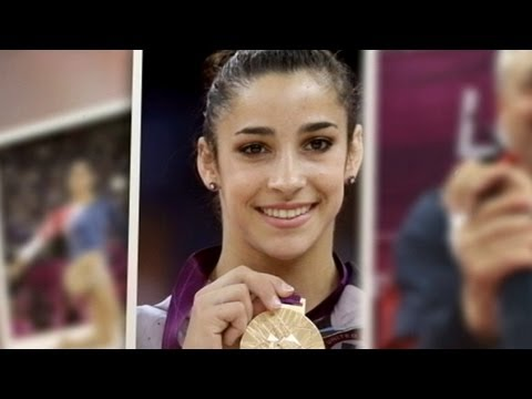 London Olympic Games 2012 Update: Aly Raisman Gets Gold, Gabby Douglas Falters