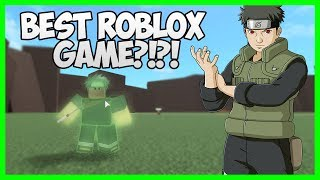 IS THIS THE BEST ANIME GAME ON ROBLOX?!?!   NSUNS4 REVAMP   iBeMaine
