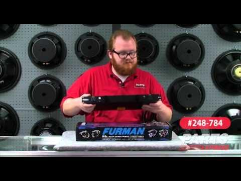 Furman M-8Lx Power Conditioner