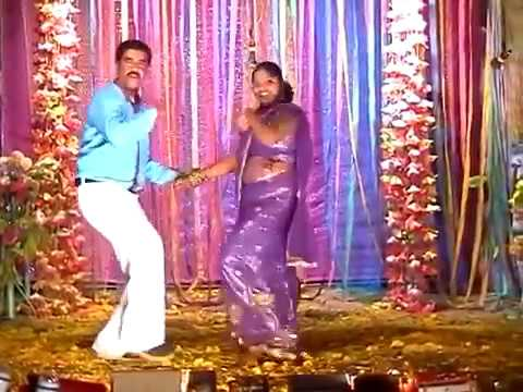 Telugu Movie Song On Andhra Village Stage Dance Latest video